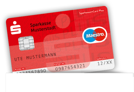 Sparkassen-Card Plus